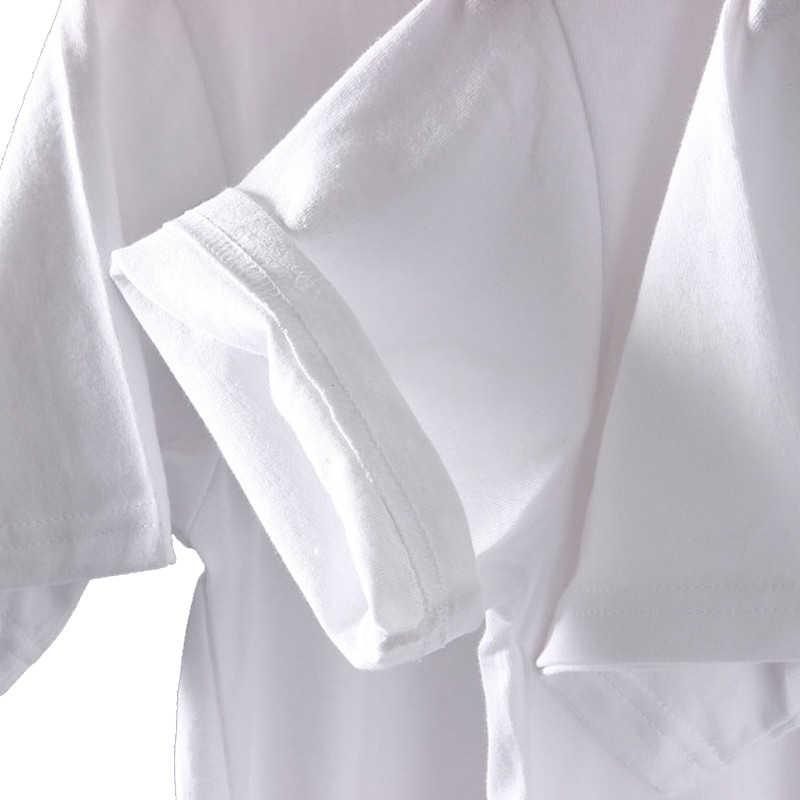 """הגאווה להט""""ב הומו לסבית קשת אק""""ג הדפסת גברים/נשים לשני המינים חולצה קיץ 2019 כותנה זכר חולצה Harajuku Tshirt זוג בגדים"""