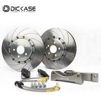 Аксессуары автомобильных тормозных дисков 390*36 мм пробуренных тормозные диски для mercedes w211 хонда аккорд 2003 2007 обод колеса 20''