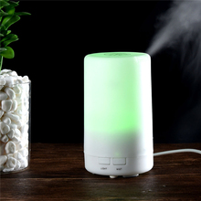 Ultrasonic Air Aroma Humidifier 7 Color LED Light Electric A