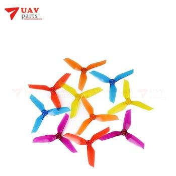 8 par DYS FPV tribalade śmigła 5042 CW/CCW X50423 materiału PC w/galaretki kolor fioletowy czerwony pomarańczowy rekwizyty dla zestaw 200 250