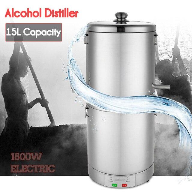 Sikè - Distillatore elettrico da 1800W