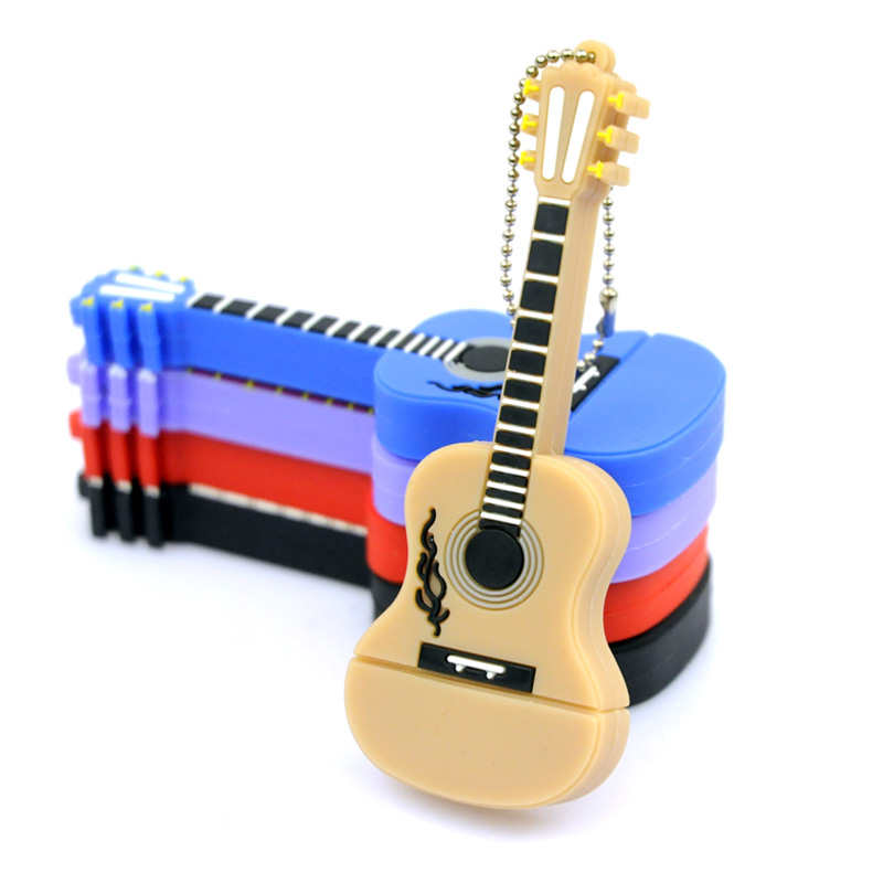 Hot sale, Musical Instrument Guitar Usb Flash Drive / Memory Stick 2GB 4GB 8GB 16GB 32GB,Flash Pen Disk - Ulikes Store store