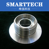Customized Aluminum Alloy CNC Machine Parts Turning Lathe Prototype Manufacturer In China