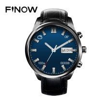 Original Finow X5plus 3G Smart Watch Android 5 1 MTK6580 Quad Core 1GB 8GB 3G WIFI