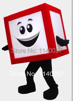 Cubie mascot costume custom fancy costume anime cosplay kits mascotte theme fancy dress carnival costume