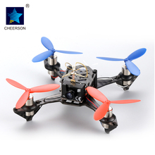 Cheerson Tiny115 Mini Quadcopter DIY Headless Drones Self Assembly Axis Aircraft Removable Helicopter