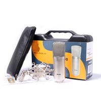 ISK BM 800 Condenser Microphone Professional Recording Microphone Music Create Broadcast And Studio Microphone