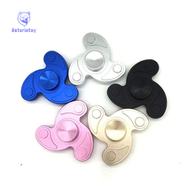 2017 New EDC    -Spinner Fidget Toys Pattern Hand Spinner Metal Fidget Spinner and ADHD Adults Children Educational Toys Hobbies