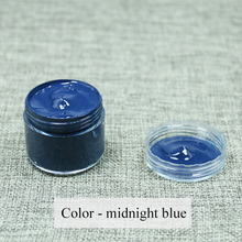 Midnight blue - Leather coloring paste,leather bag,sofa, shoe,clothing,refurbished to change color