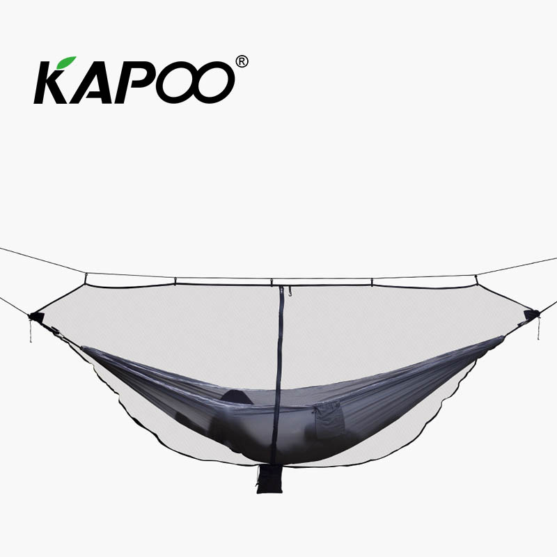 Portable Mosquito Net Hammock New Outdoor Hammock Outdoor Furniture Camping Hammock Swing Chair Picnic Mat Soft Bed Leisure Bed large hammock mosquito net portable outdoor encryption mesh fit all outdoor hammock camping easily installed outdoor equipment