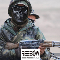 REEBOW TACTICAL Airsoft Paintball Mask Combat Skull Mask Fallout Army Military Equipment Outdoor Hunting Field Game Black Khaki