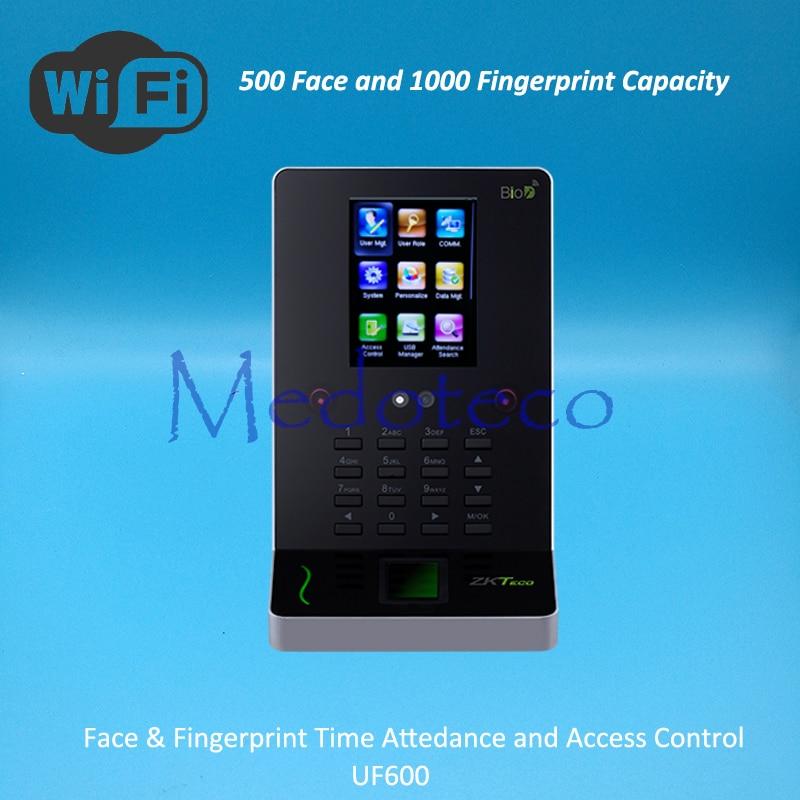Wifi Face Time Attendance Fingerprint Time Attendance   Biometric Face Time Recording Attendance System
