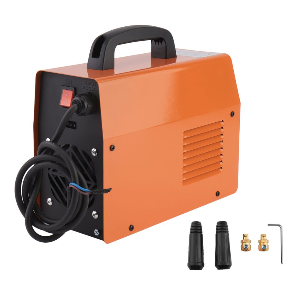 DC ARC TIG Welder Inverter Welding Machine Electric Cutter Input Voltage 220V For Carbon Steel Alloy Cutting EU Plug MMA-200