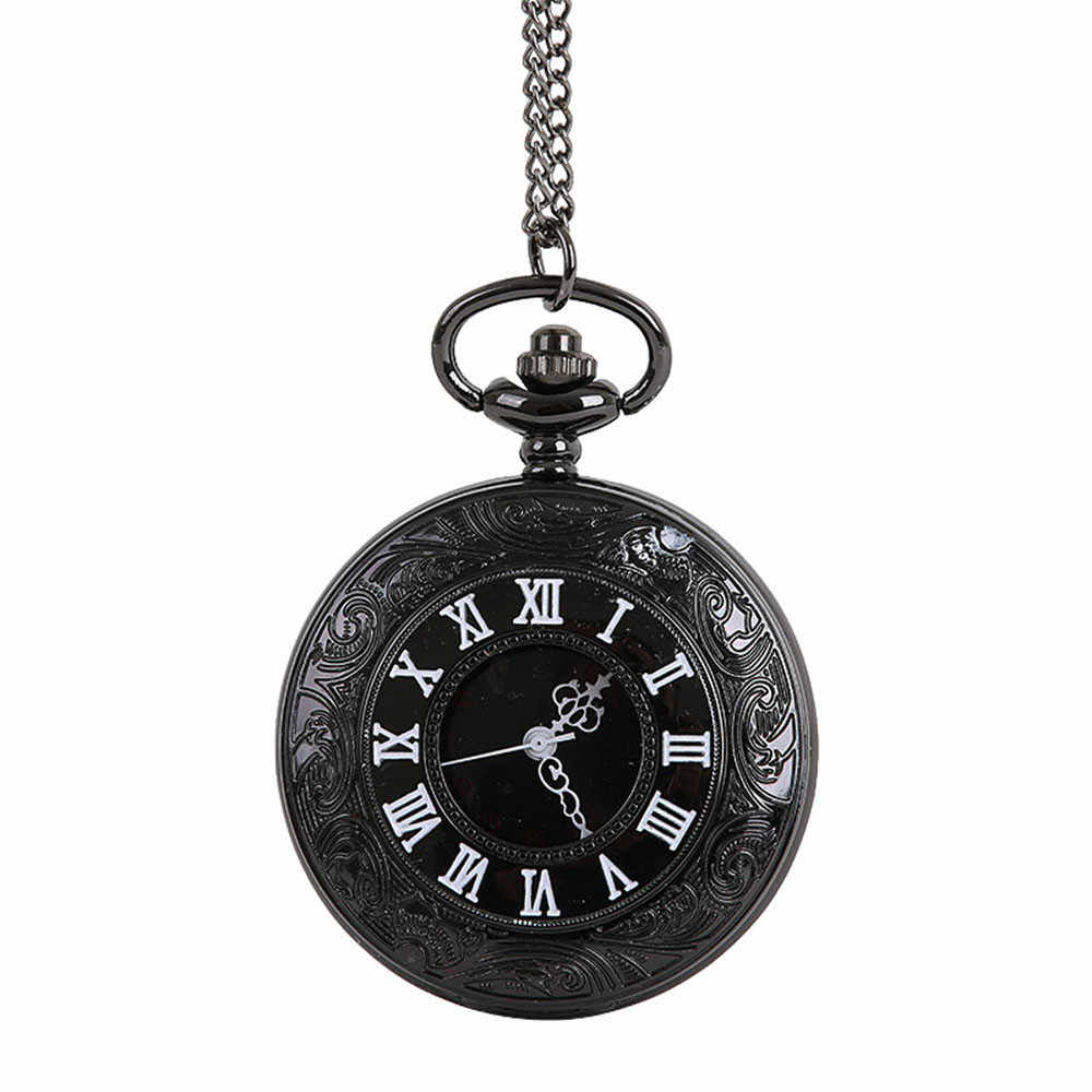 #5008Vintage Chain Retro The Greatest Pocket Watch Necklace For Grandpa Dad Gifts reloj skyrim New Arrival Freeshipping Hot Sale