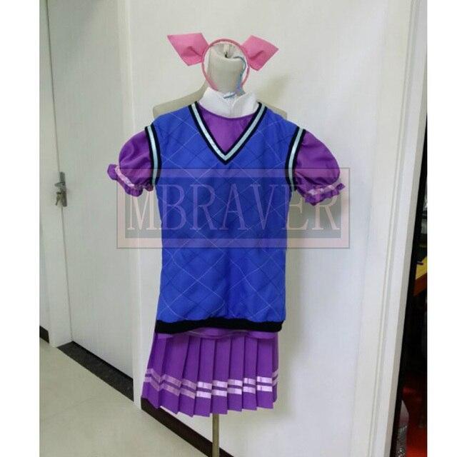 Livraison gratuite nouveau Costume de Cosplay LOL Annie Costume de femme