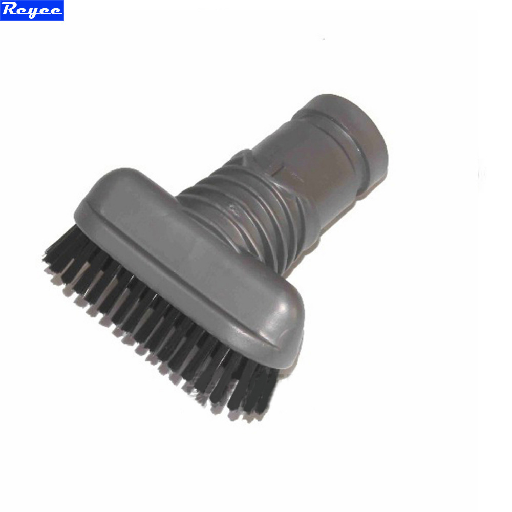 3 Pieces/Lot Black Tool Wide Nozzle Brush Tool Stiff Bristle Brush For DYSON V6 DC35 DC44 Durable