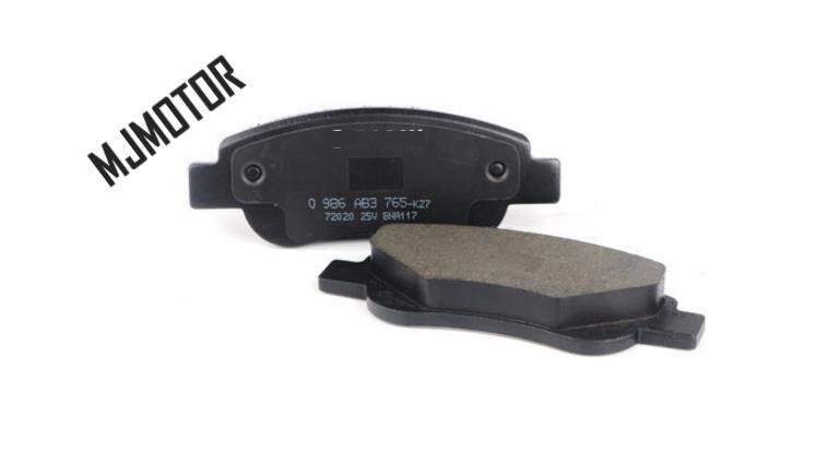 Kit de plaquettes de frein avant auto voiture PAD KIT-FR frein à disque pour chinois GEELY LC CROSS GC3 GX2 Auto voiture moteur pièces 1014002676 - 3