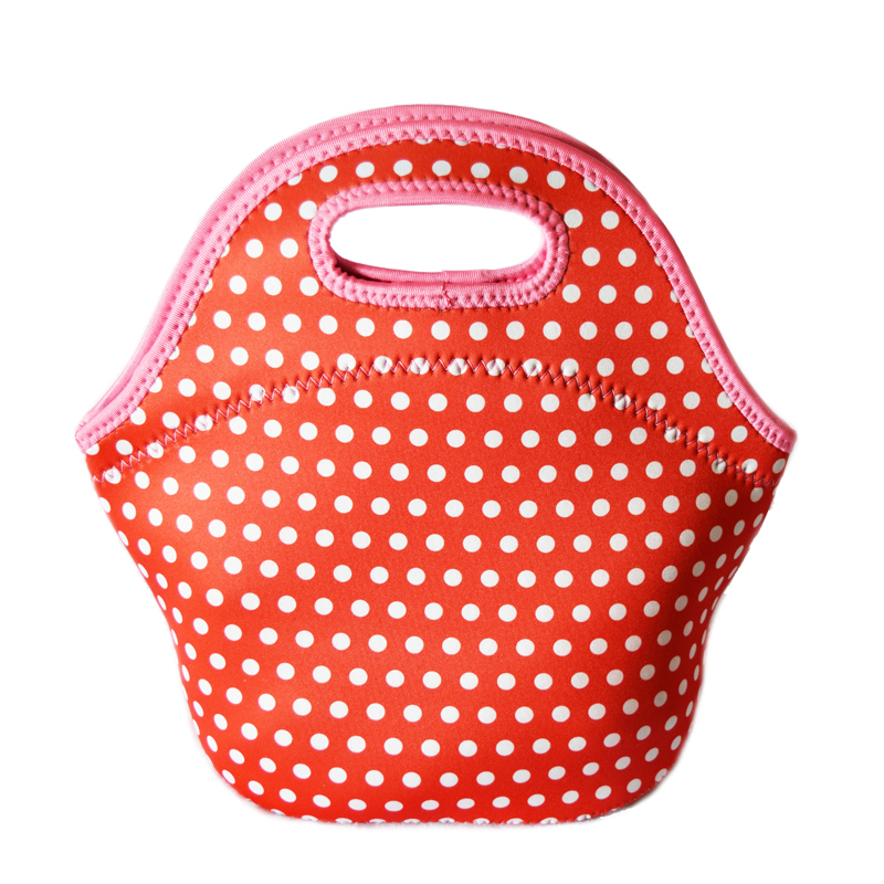 Neoprene Insulated Thermal Lunch Bag Cooler Bags For Outdoor Large Picnic Women Children Ng Kids Baby Food Handbag Box In From Luggage