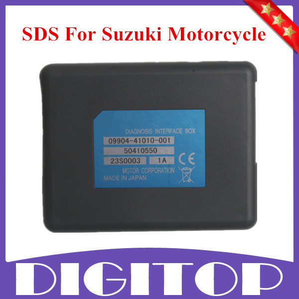 2015 Best Selling SDS For Suzuki Motorcycle Diagnosis System Fast Shipping