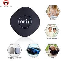Gps tracker crianças mais velho dispositivo de rastreamento concox qbit q1 sos alarme localizador gps do bebê sono monitor wifi gps agps posição lbs