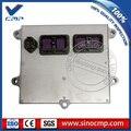 ECU 600-468-1200 двигатель 6D114 контроллер впрыска топлива для Komatsu PC300-8 PC350-8 экскаватора