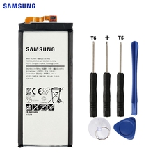 SAMSUNG Original Replacement Battery EB-BG890ABA For Samsung Galaxy S6 Active G890A G870A Authentic Phone Battery 3500mAh