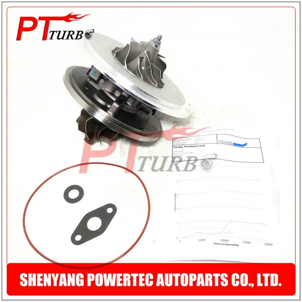 Cartridge Turbo GT2260V CHRA 742730 11657790308 Turbocharger Core For BMW 530 D E60 E61 M57N 218HP 160KW - NEW Turbine Cartridge