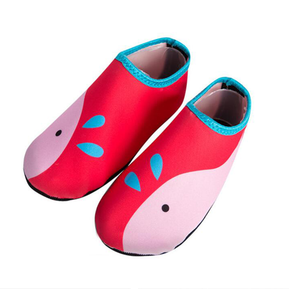 Kid Baby Water Sports Shoes Swimming Shoes Summer Outdoor Beach Water Shoes Children Diving Socks Beach Supplies Unisex Sneakers