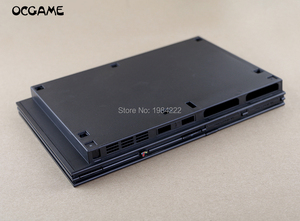 Image 2 - Ocgame高品質PS2のためのスリム7ワット70000 7000Xコンソールカバーとラベル
