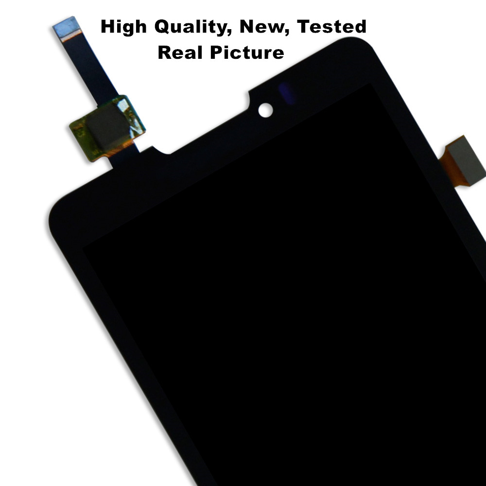 For Lenovo P780 LCD Display Digitizer Touch Screen Sensor Assembly  Replacement Parts with Tools