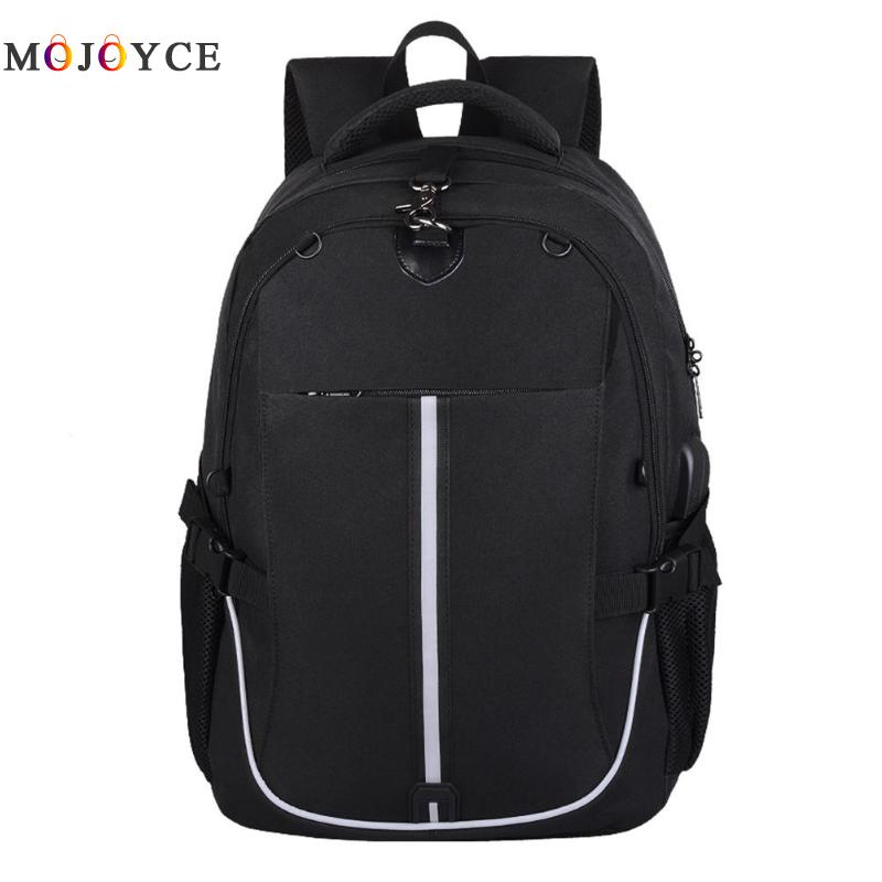 Men USB Charging Casual Backpack Preppy Style Anti-theft Teenager School Backpack Mochila Masculina Men USB Charging Casual Backpack Preppy Style Anti-theft Teenager School Backpack Mochila Masculina