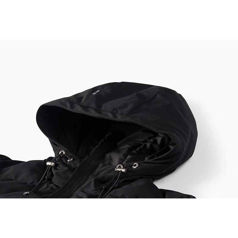 Nouvelle Manteau Black Mâle Parka khaki Capuche Veste Rembourré À Épais Hoodies 3xl Marque Matelassé Coton Enjeolon Hiver D'hiver Hommes Mf0728 5WqUnpSOOw