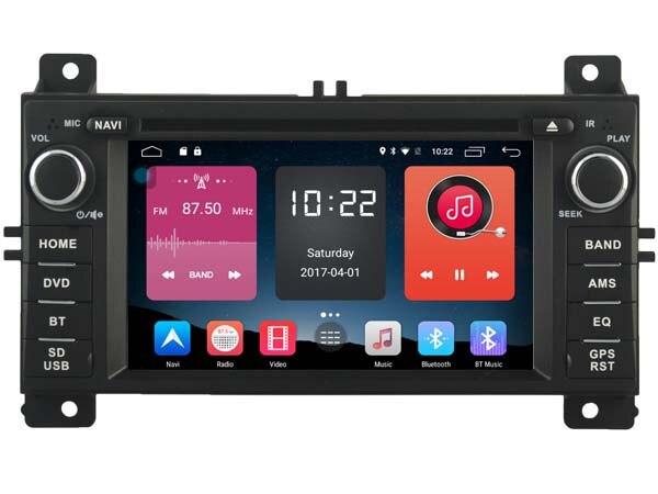 Quad core android 6.0 voiture dvd gps pour chrysler jeep grand Cherokee 2011 2012 2013 3G/4G voiture stéréo multimédia NAVI unités de tête