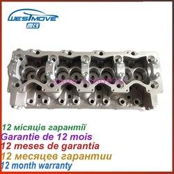 Głowica cylindrów do Iveco Daily 30.8 codzienny 35.8 2799CC 2.8 JTD SOHC 8 V 1999-silnik: 8140.43 S 8140.43N 504007419 2992472 2996390