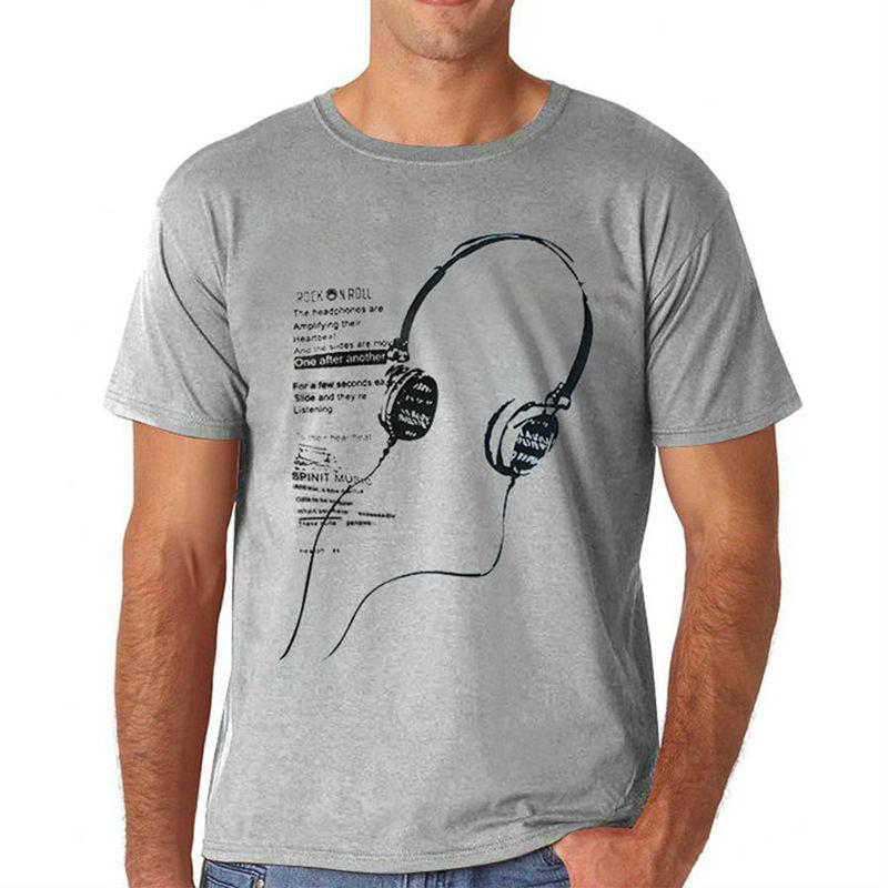 Musically Logo Summer T-Shirt 4568