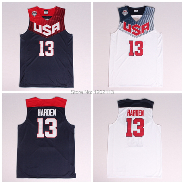 timeless design f87e6 bad0e greece james harden usa jersey c7b44 8c58d