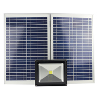 30W Solar Light Runtime 12hours Photoswitchable Induction Solar Light IP65 Light Dependent Control Lamp Outdoor Indoor