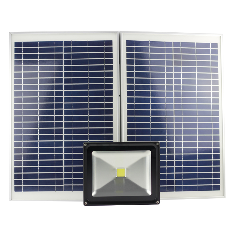 30W solar light with Lux sensor runtime 12hours solar light with light-dependent control auto running Outdoor/Indoor light dependent chlorophyll biosynthesis