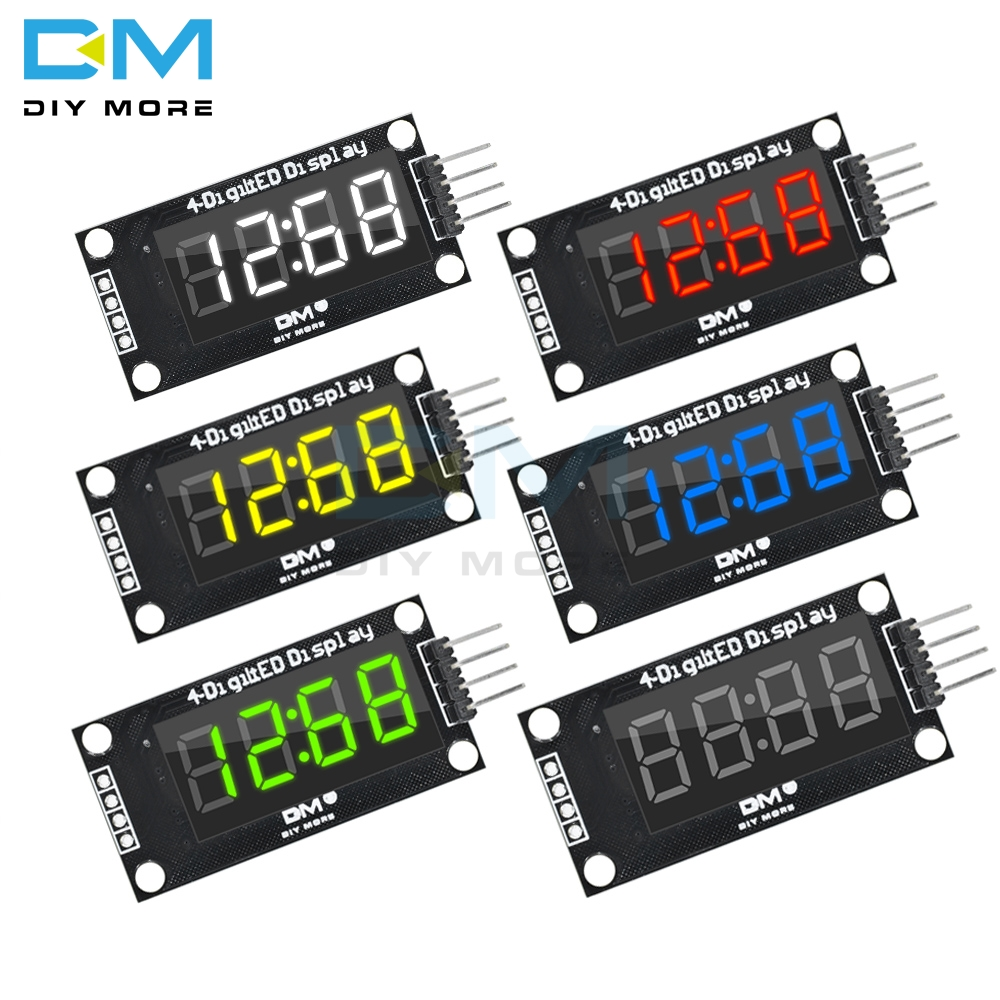 TM1637 4-Digit Digital LED 0.36