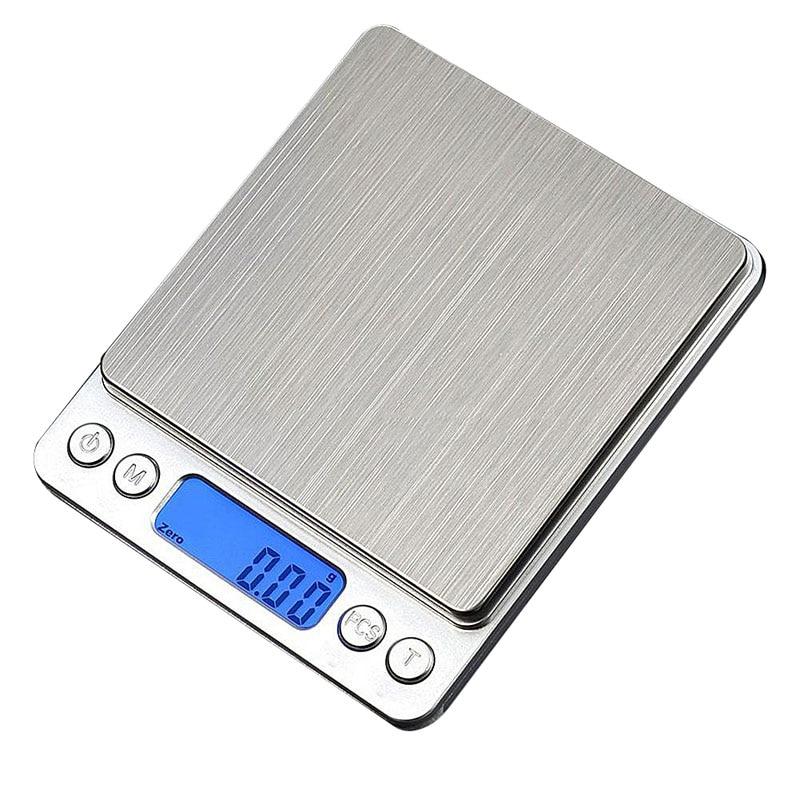 купить 3000g x 0.1g Digital Pocket Gram Scale Electronic Jewelry Weight Scale по цене 559.63 рублей