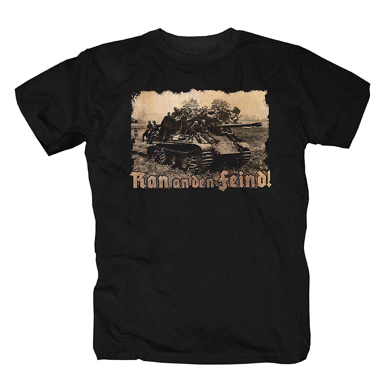 Ladyshirt Wehrmacht Soldaten Militaria War WW II Reich Adler Deutschland
