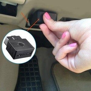 Mini Plug Play OBD GPS Tracker