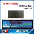 Крытый P5 из светодиодов модуль полноцветный 5 мм RGB из светодиодов мини-панели 64 * 32 пикселей RGB вход из светодиодов модуль видео 21 шт. из светодиодов P5 для 53 * 229 см дисплей