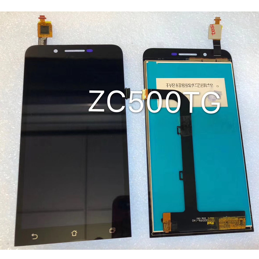 5 inch Touch Screen Digitizer Sensor Glass LCD Display Monitor Assembly For Asus ZenFone Go ZC500TG Z00VD ...