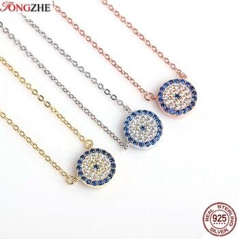 a779c15e6893 TONGZHE 925 joyería de plata esterlina