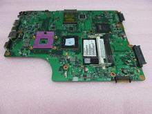 For Toshiba A500 A505 Original laptop Motherboard V000198010 CS10M-6050A2250201-MB-A02 DDR2 integrated graphics card 100% tested
