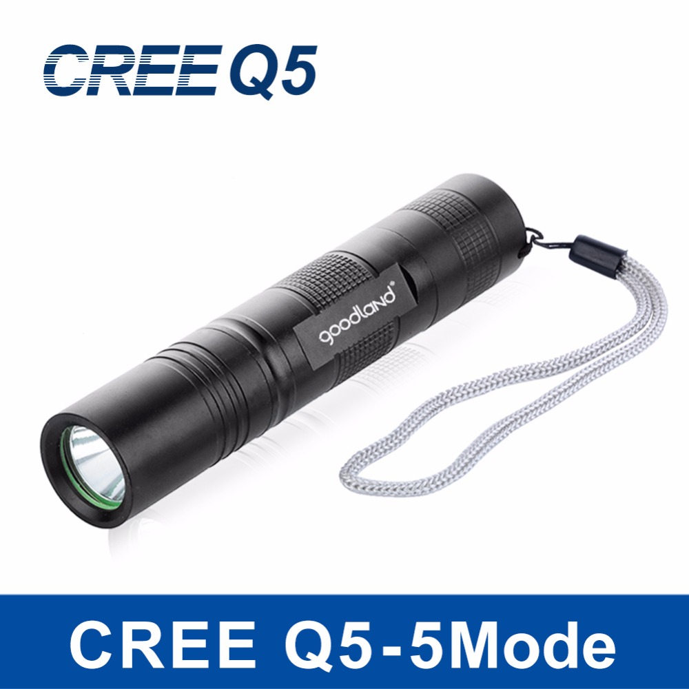 powerful q5 led flashlight 18650 lampe lampe torche 5. Black Bedroom Furniture Sets. Home Design Ideas