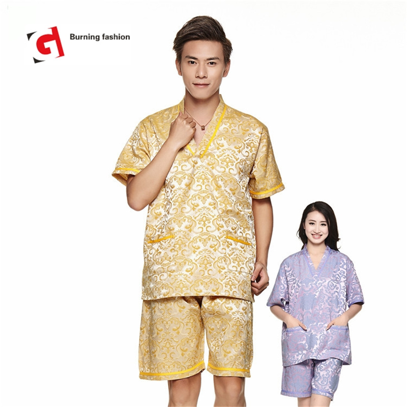 Burning Fashion 2018 Heavy Sweat Sauna Set Bathrobe Tear-proof