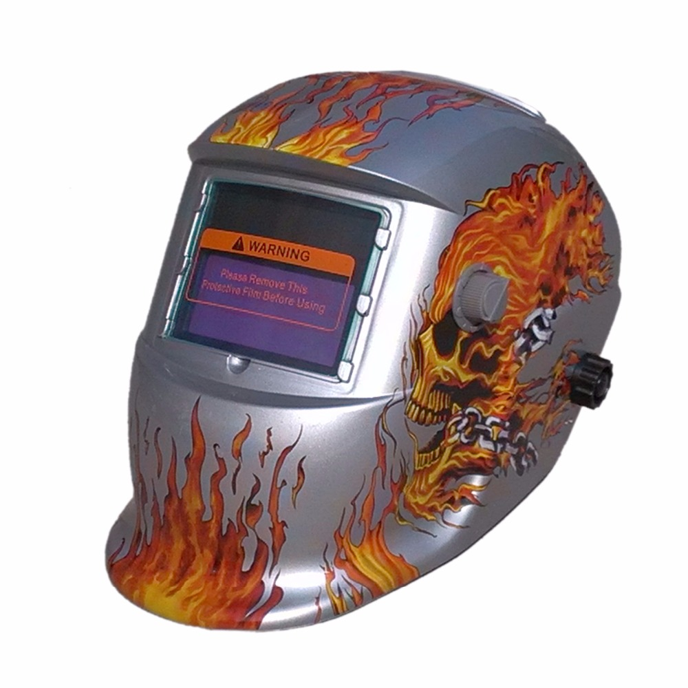 High Quality KLT-KLTSL Big Sreen Solar LI battery Auto Darkening TIG MIG MMA MAG Electric Welding Mask/Helmets/Welder Cap мягкая озвученная игрушка пес шарик 34 см