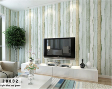 beibehang Imitation wood grain wallpaper personalized color retro nostalgic bar coffee shop living room papel de parede